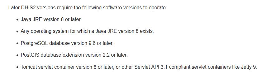 DHIS2 installation in Amazon Elastic Compute Cloud (AWS-EC2) Server